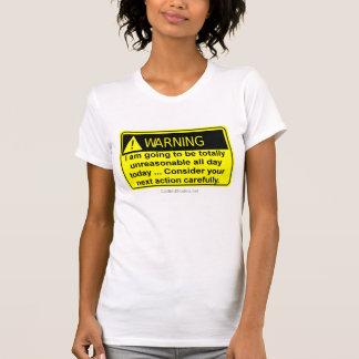 Totalt oresonlig T-tröja T-shirt