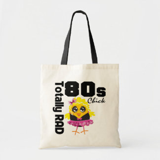 Totalt RAD-80-talchick Tote Bags