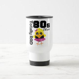 Totalt RAD-80-talchick Kaffe Koppar