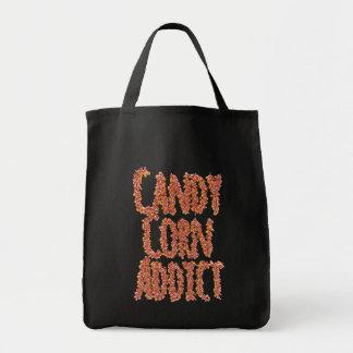 Toto för bus eller godis för Halloween candy Tygkasse