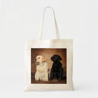 Toto för Labrador Retriever Tygkasse