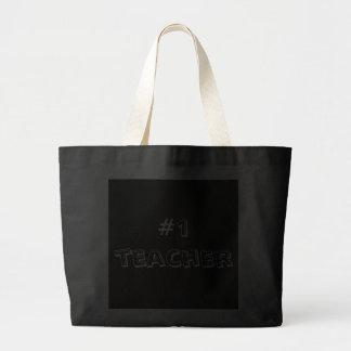 Toto för lärare #1 tote bags