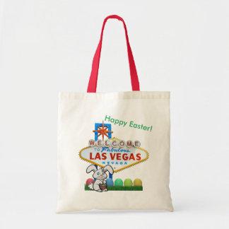 Toto för Las Vegas påskäggjakt Budget Tygkasse
