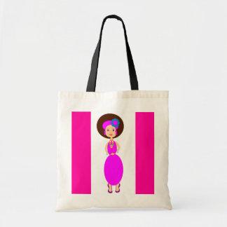 Toto för rosa dam kasse