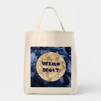 Toto för vin inte tygkasse