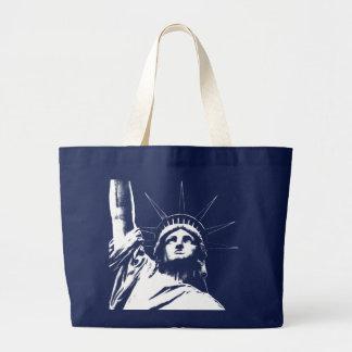 Totot för New York souvenir NY hänger lös Jumbo Tygkasse