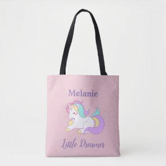 Totot för Unicorn för drömmare för Tygkasse