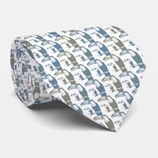 Toucans Tie Slips