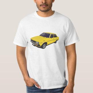 Toyota Corolla DX E70 gul t-skjorta T Shirt