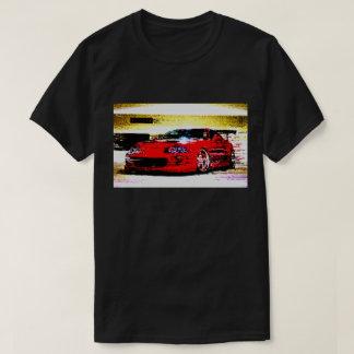 Toyota Supra T-tröja 8bit Tshirts