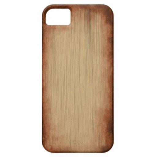 Trä iPhone 5 Skal