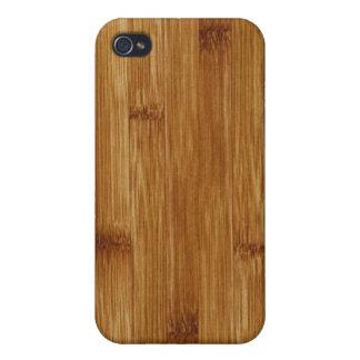 trä iPhone 4 fodral