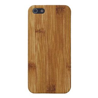 trä iPhone 5 fodraler