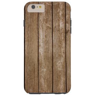 Trä Tough iPhone 6 Plus Fodral
