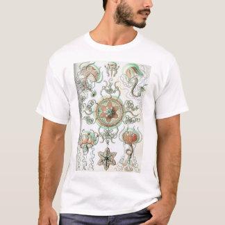 Trachomedusae biologiT-tröja - Ernst Haeckel T Shirt