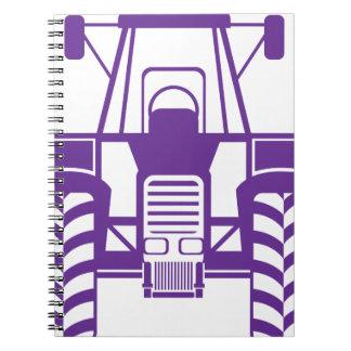 TractorFront.pdf Anteckningsbok