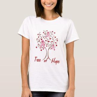 Träd av hopp - anpassadeutslagsplats tee shirts