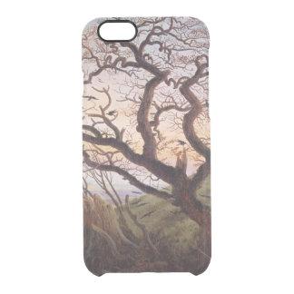 Träd av kråkor, 1822 clear iPhone 6/6S skal