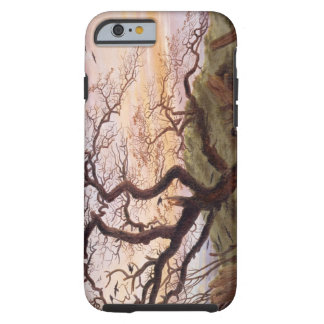Träd av kråkor, 1822 tough iPhone 6 fodral