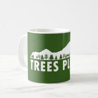 Träd behar kaffemugg