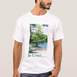 Träd Cypress OBS Tee Shirt