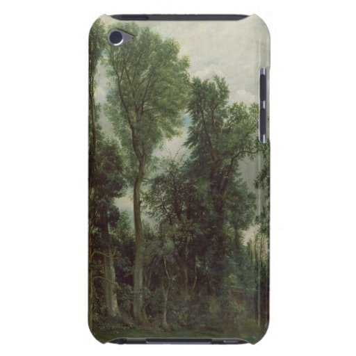 Träd på Hampstead iPod Case-Mate Fodral