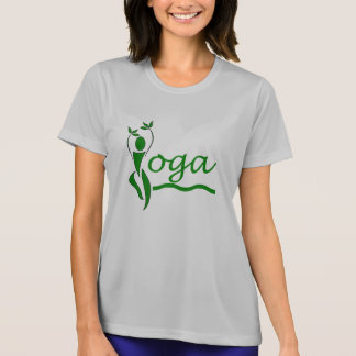 Träd poserar - Yogagenomkörareutslagsplatsen Tee Shirts