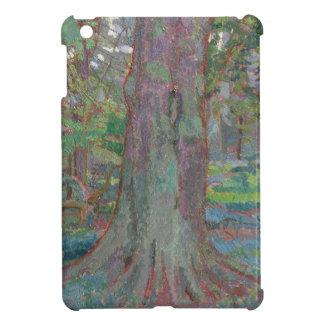 Träd Stam, 1916 (olja på kanfas) iPad Mini Mobil Skal