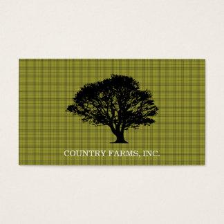 Träd Visitkort