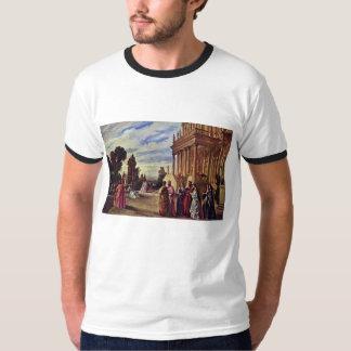 Trädgård av Ariosto av Feuerbach Anselm Tee Shirt