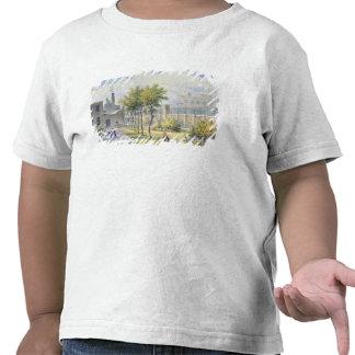 Trädgård av Sts Thomas sjukhus T Shirts