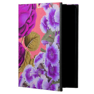 Trädgård för ro för persikalilaabstrakt powis iPad air 2 skal