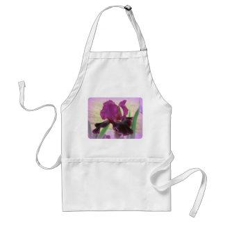 Trädgårdarbeteaste skyddsrock för Iris Förkläde