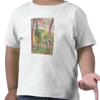 Trädgården av Sts Paul sjukhus T-shirt