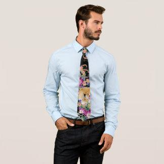 TRÄDGÅRDS- DANSChow - märkes- slips av Sandra