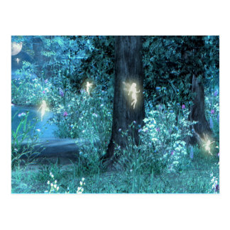 Trädgårds- felik vykort