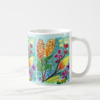 Trädgårds- party C; lassic mugg Kaffemugg