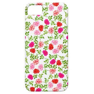 Trädgårds- roiphone case för engelska barely there iPhone 5 fodral