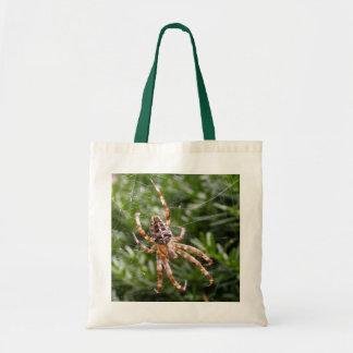 Trädgårds- spindel~ hänger lös budget tygkasse