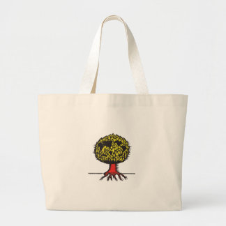 Trädjordklotet Tote Bag