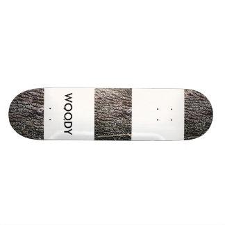 Trädskäll som ÄR TRÄIG Skate Board