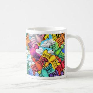 Trafikstockningmugg Kaffemugg