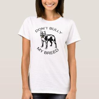 Trakassera inte…, Kvinna Tshirt T Shirts