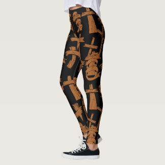 Träkor Leggings