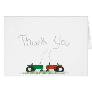 Traktortackkort OBS Kort