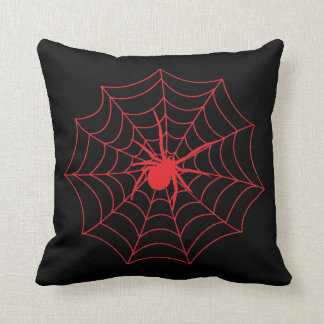 Tränga någon spindeln kudder kudde