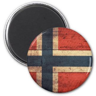Tränorgeflagga Kylskåps Magneter