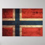 Tränorgeflagga Print