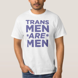 Trans.-manar är manar t shirt