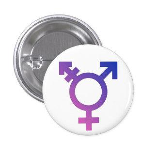 Trans pride knäppas knappar